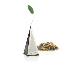 金字塔型茶包濾茶器 Pyramid Icon Loose Tea Infuser