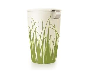 卡緹茗茶杯 - 草紋印花 Spring Grass