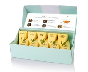 10入-靜心蓮語 Lotus Petite Presentation Box