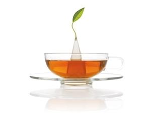 Sontu精緻玻璃茶杯組 Tea Forte Sontu Teacup & Saucer